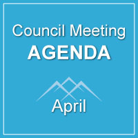 Council Meeting Agenda April