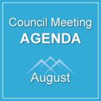 Council Meeting Agenda August