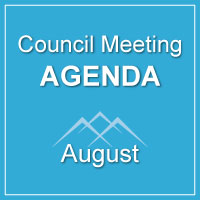 Council Meeting Agenda August