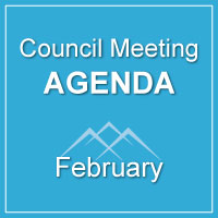 Council Meeting Agenda February