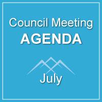 July agenda
