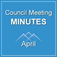 Council Meeting Minutes April
