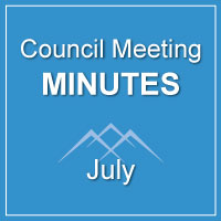 Council Meeting Minutes July
