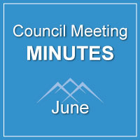 Council Meeting Minutes June