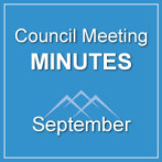 Council Meeting Minutes September