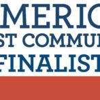 America's Best Communities Finalist!